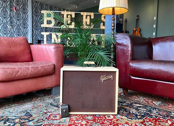 "SOLD! - 1961 Gibson GA-8T Discoverer Tremolo 12"" Jensen Combo"