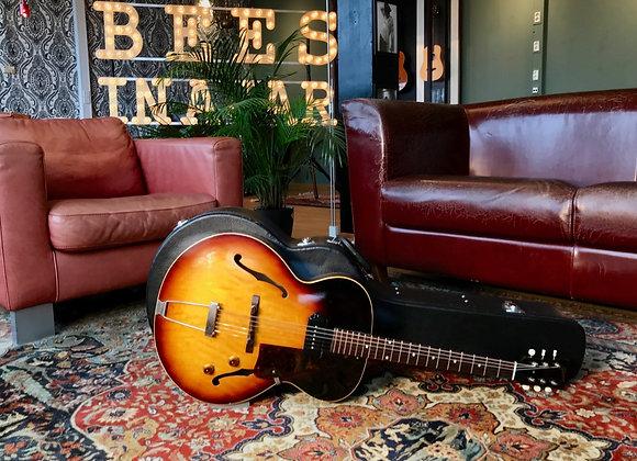SOLD! - 1959 Gibson ES-125 Dark Burst - full bodied