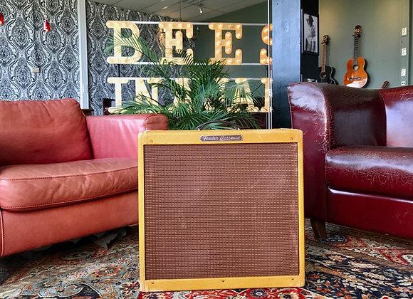 SOLD! - 1959 Fender 5F6-A Tweed Bassman 4x10 Narrow Panel - retweed
