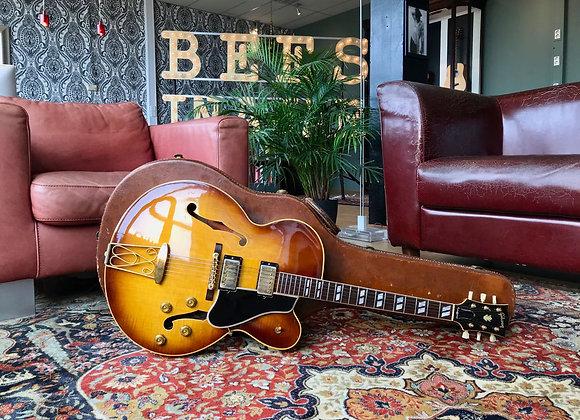 SOLD! - 1957 Gibson ES-350T Thinline Sunburst Archtop