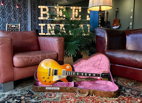 SOLD! - 2017 Gibson Aged Slash 1958 First Standard 8 3096 True Historic