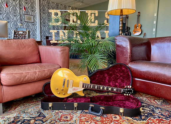 2007 Gibson Les Paul Custom Shop Historic '56 Goldtop R6 VOS Reissue