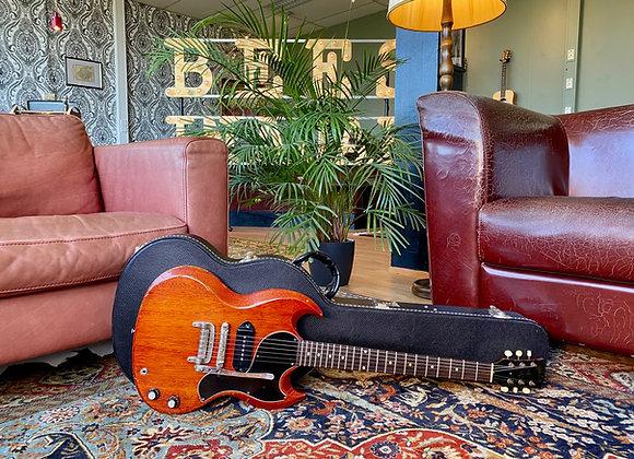 SOLD! - 1963 Gibson Les Paul Junior SG Model Cherry - 2,9Kg