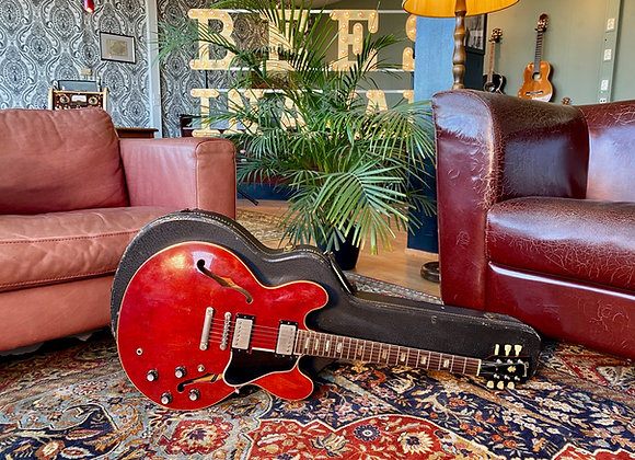 SOLD! - 1963 Gibson ES-335 TDC Cherry