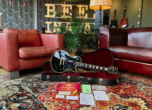 SOLD! - 2000 Gibson '54 Reissue LPB-4 Custom Art & Historic Les Paul Custom 1954