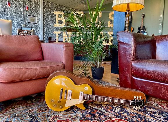 SOLD! - 1956 Gibson Les Paul Standard Goldtop P90
