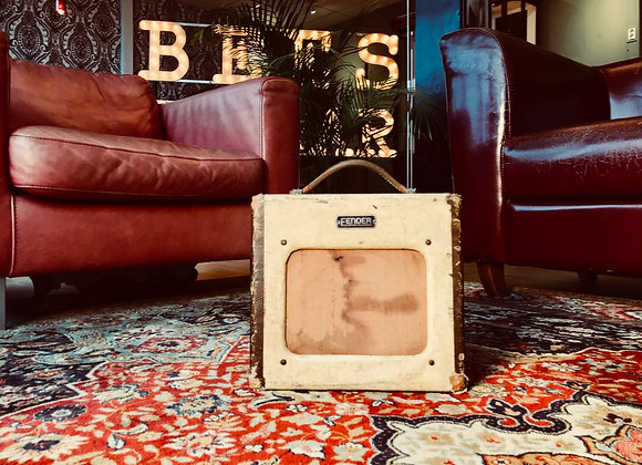 SOLD! - 1951 Fender Champion 600 TV Front Two Tone