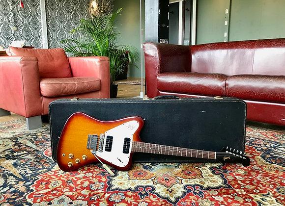 SOLD! - 1965 Gibson FireBird I Non Reverse Sunburst vibrato tremolo