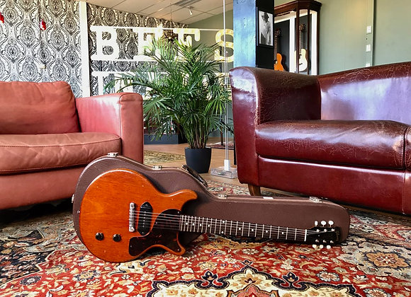 SOLD! - Lightweight 2.9Kg 1959 Gibson Les Paul Junior Cherry Double Cut