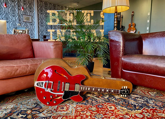 SOLD! - 2014 Gibson ES-335 Rich Robinson '63 VOS Heritage Cherry Bigsby