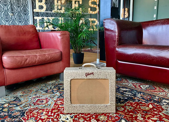 SOLD! - 1955 Gibson GA-7 Les Paul TV Model Tube Amplifier Combo 4W