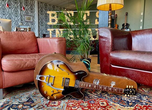 SOLD! - 1966 Gibson ES-335 Tobacco Burst