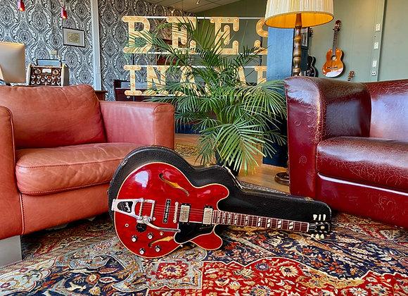 SOLD! -1962 Gibson ES-345 TDC Cherry - special order w/ original nickel hardware