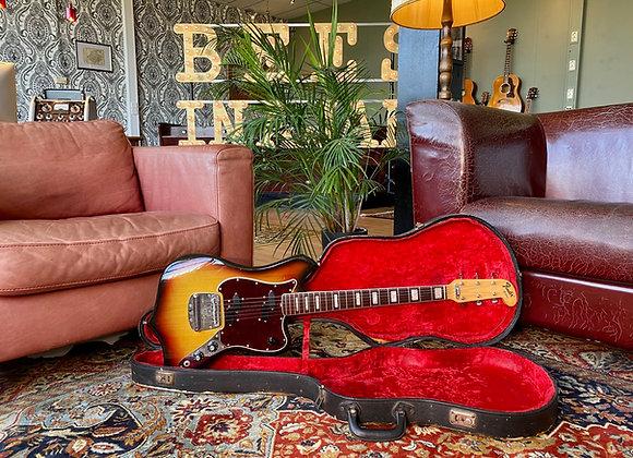 1969 Fender Custom Maverick Sunburst