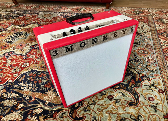 SOLD! - 3 Monkeys Sock Monkey 12WATT 1x Celestion handwired