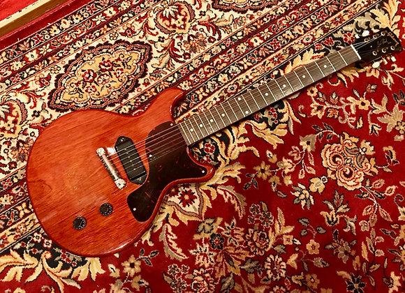 SOLD! - 1960 Gibson Les Paul Junior DC Cherry Jr.