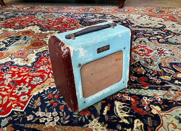 SOLD! - 1949 Fender Champion 600 in Baby Blue
