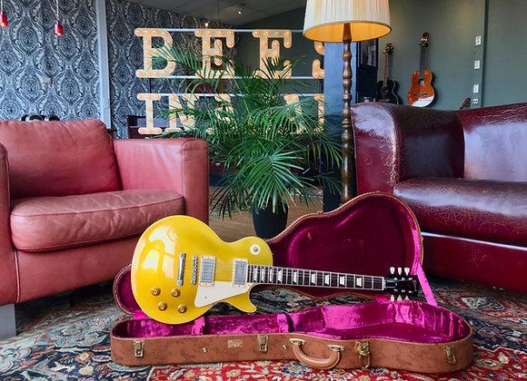 SOLD! - 2013 Gibson Les Paul '57 R7 Goldtop LPR7 Reissue