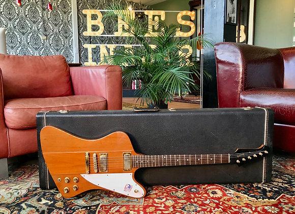 SOLD! - 1976 Gibson Firebird '76 Bicentennial Natural