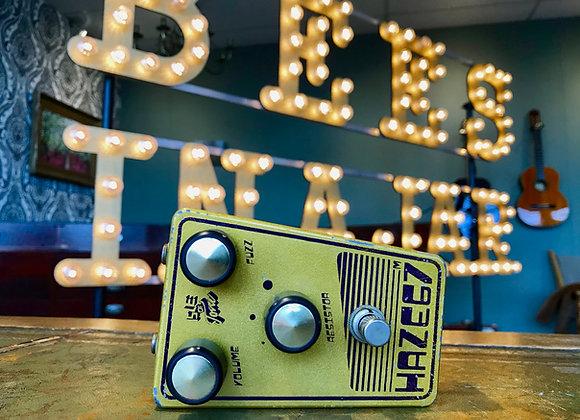SOLD! - Haze 67 Mini Fuzz - Isle Of Tone