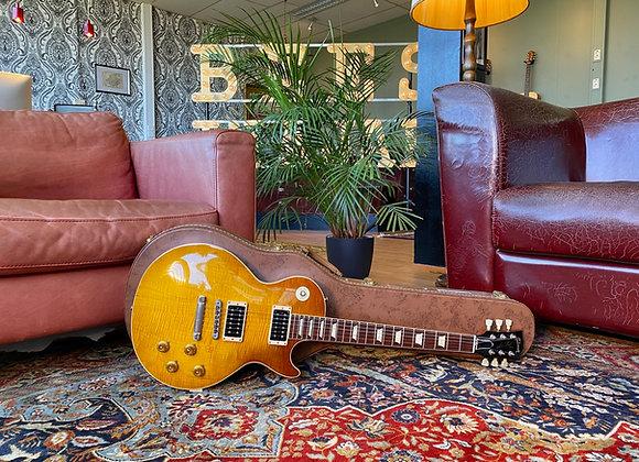 SOLD! - 2013 Gibson Les Paul Duane Allman '59 VOS Dirty Lemon Burst CS