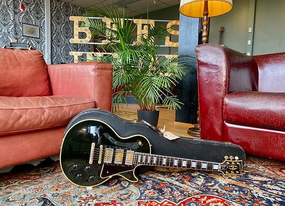 SOLD! - 1959 Gibson Les Paul Custom Black Beauty 3 x PAF