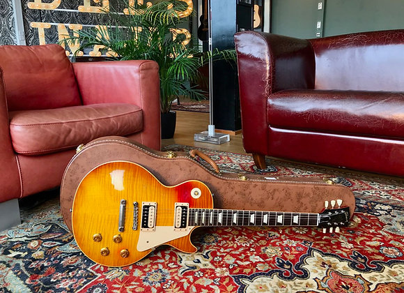"""SOLD! - Gibson Collectors Choice Ed King 1959 Les Paul """"Red Eye"""" Aged CC16A"""