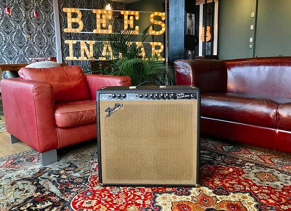 SOLD! - 1965 Fender Super Reverb AB763 Blackface