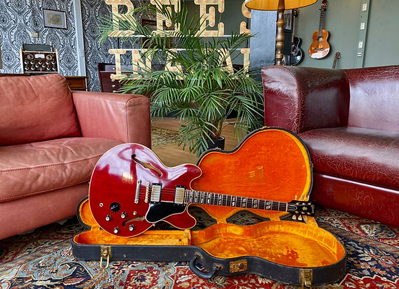 SOLD! - 1964 Gibson ES-345 TDC Cherry Stoptail