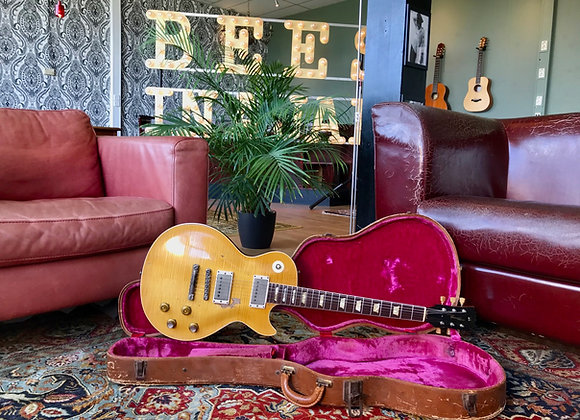 """SOLD! - 2020 Panucci '59 Les Paul Inspired Series - """"Greeny"""""""