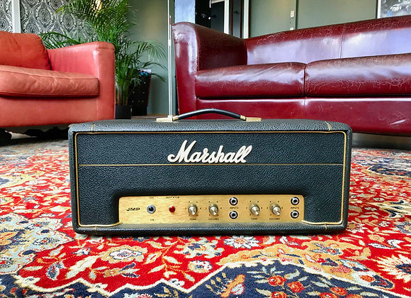 SOLD! - 1971 Marshall JMP PA20 20w Valve Guitar Amplifier Head Plexi
