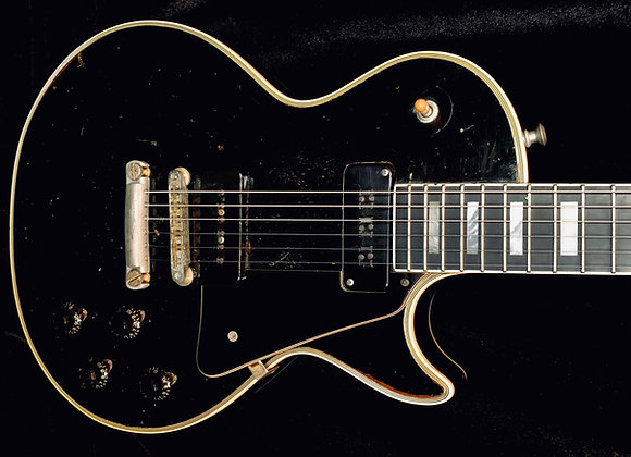 SOLD! - 1956 Gibson Les Paul Custom - Lightweight 3.7Kg