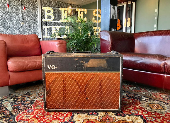 SOLD! - 1963 JMI VOX AC30 Copper Panel Non Top Boost Bass Treble AC-30/6