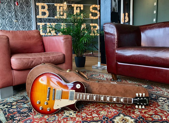 SOLD! - Gibson Collectors Choice 1960 Les Paul Dutchburst Aged CC18A