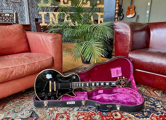 SOLD! - 1973 Gibson Les Paul Custom LE 1954 Reissue AlNiCo + P90