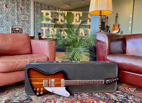 "SOLD! - 1964 Gibson Firebird III ""Love Bird"" Tobacco Sunburst"