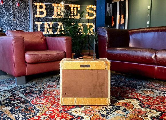SOLD! - 1953 Fender Tweed Deluxe 5B3 Wide Panel Amp