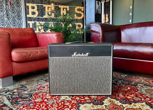 SOLD! - Super Rare 1968 Marshall Popular #1930 Pinstripe 2x10 Tremolo 10W plexi