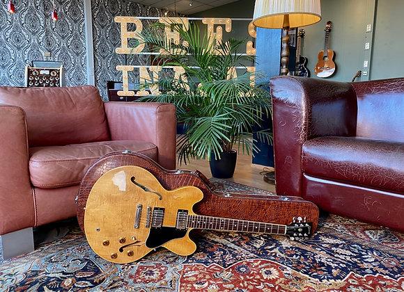SOLD! - 1995 Gibson ES-335 TD Dot Neck Blonde Natural