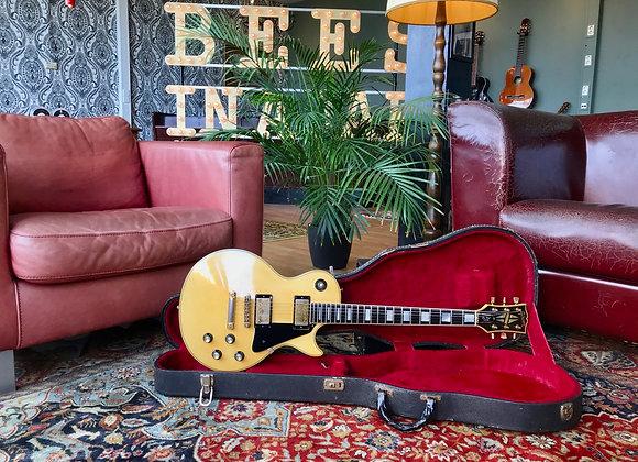 SOLD! - 1979 Gibson Les Paul Custom Alpine White Randy Rhoads
