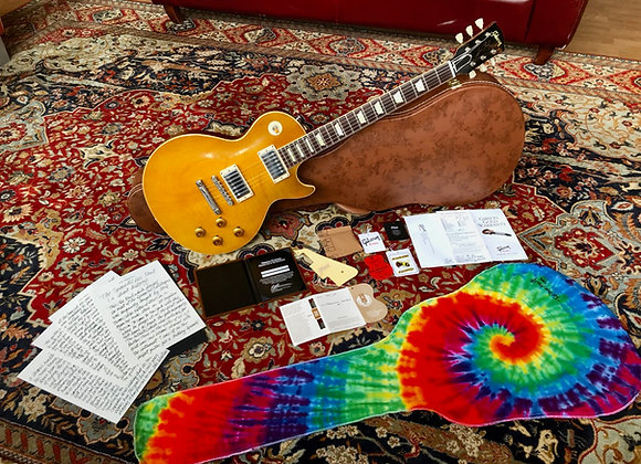 SOLD! - PROTOTYPE Gibson Collector's Choice #13 Spoonful Burst '59 Les Paul