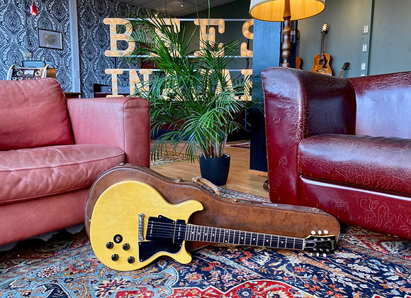 SOLD! - 1959 Gibson Les Paul Special TV Yellow Double Cut
