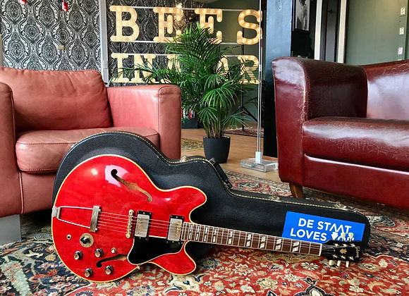 SOLD! - 1967 Gibson ES-345 TDC Cherry