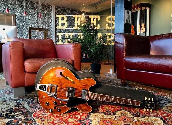 SOLD! - 1970 Gibson ES-335 TD - FLAME!! Walnut - w/ Bigsby
