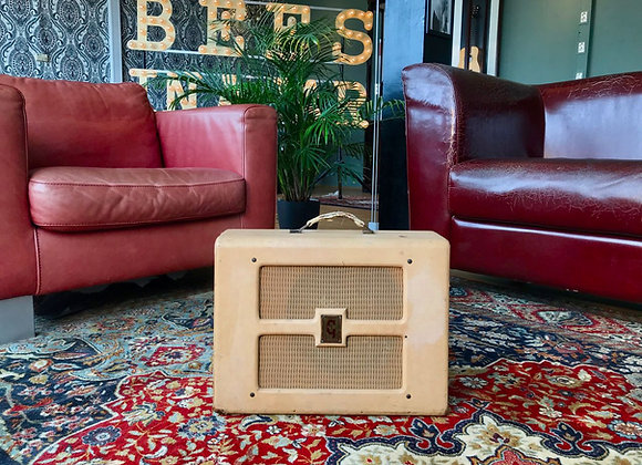 SOLD! - 1954 Gibson BR-9 Tube Amp combo