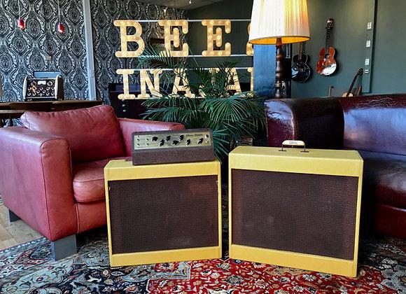 SOLD! - 1960 Gibson GA-88S Stereo Twin Tweed 2 x 18WATT