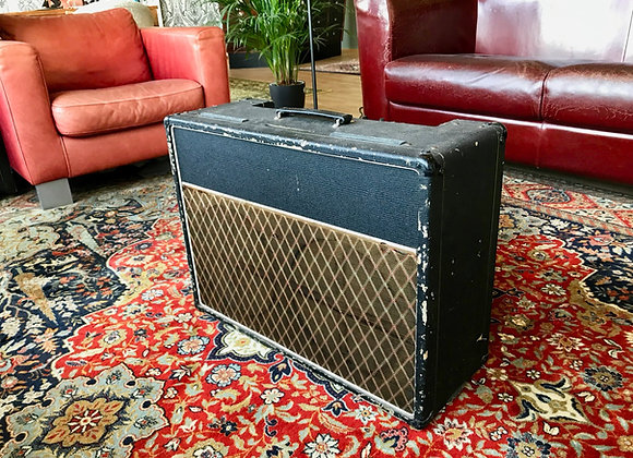 SOLD! - 1964 JMI VOX AC30 Treble Copper Panel 2x12