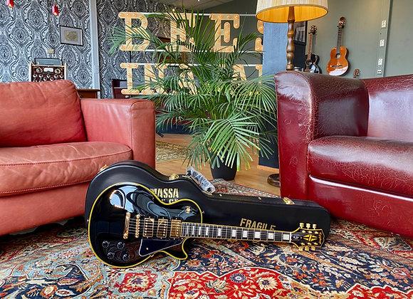 2021 Joe Bonamassa Epiphone Les Paul '58 Custom Black Beauty