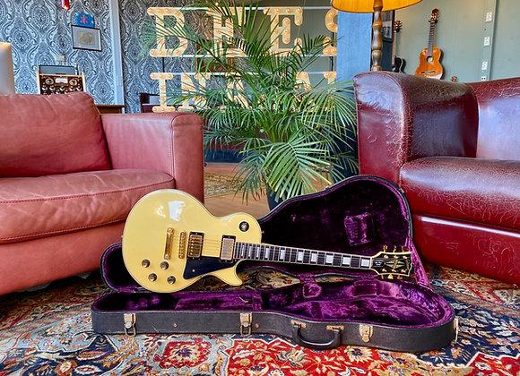 SOLD! - 1976 Gibson Les Paul Custom Alpine White Randy Rhoads