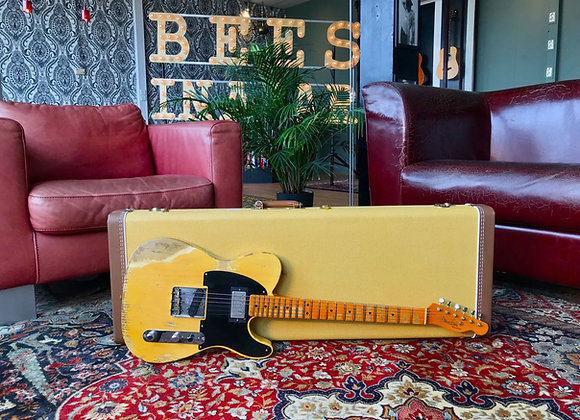 SOLD! - 2019 Fender NAMM Custom Shop Limited Edition '51 Telecaster Heavy Relic